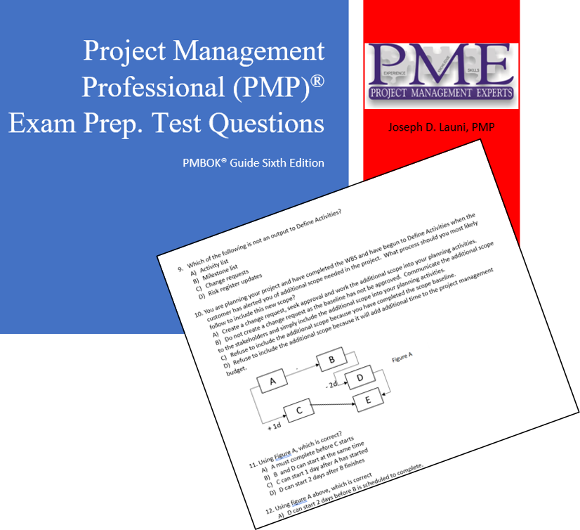 Training Products - PME